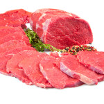 { Red meat is another great source of a complete protein and full of iron}