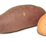 {Yams, a great choice of complex carbs. They have plenty of vitamins and lots of fiber}