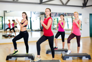 Aerobics classes and cardio machines are not the only way to be in the aerobic system to effectively burn fat