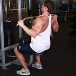 Seated Lat Pull Down